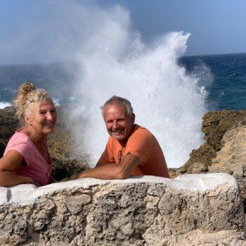 Auto huren Curacao-Eric & Sophia