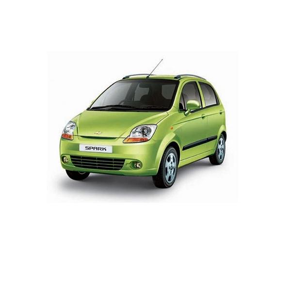 Chevrolet Spark Lite - Low budget autoverhuur Curacao.