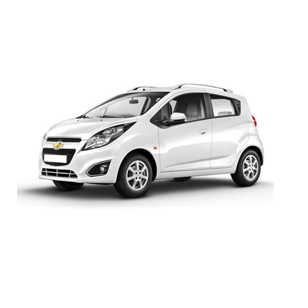 Chevrolet Spark Sport - Low budget autoverhuur Curacao.