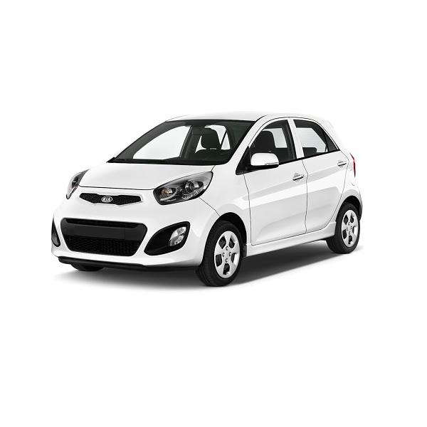 Kia Picanto - Low budget autoverhuur Curacao.