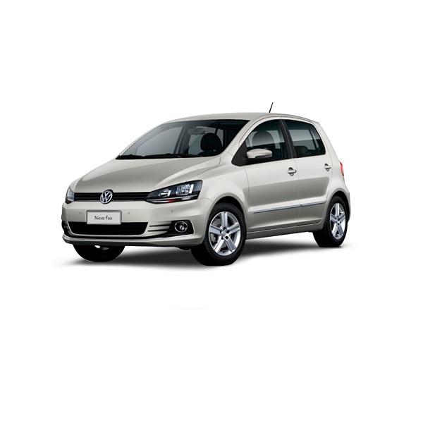 Volkswagen Fox 1.6 - Low budget autoverhuur Curacao.